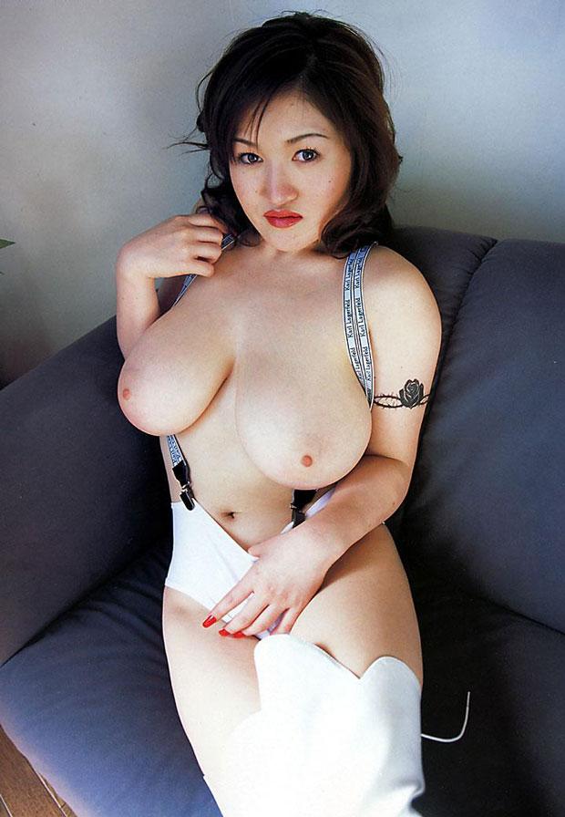 Marina Matsushima - Busty Asians - Oriental Big Boob Models